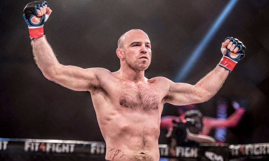 UFC Fight Night 160 Results - Olympian Mark Madsen Needed Just 72 secs to Finish Danilo Belluardo via TKO -
