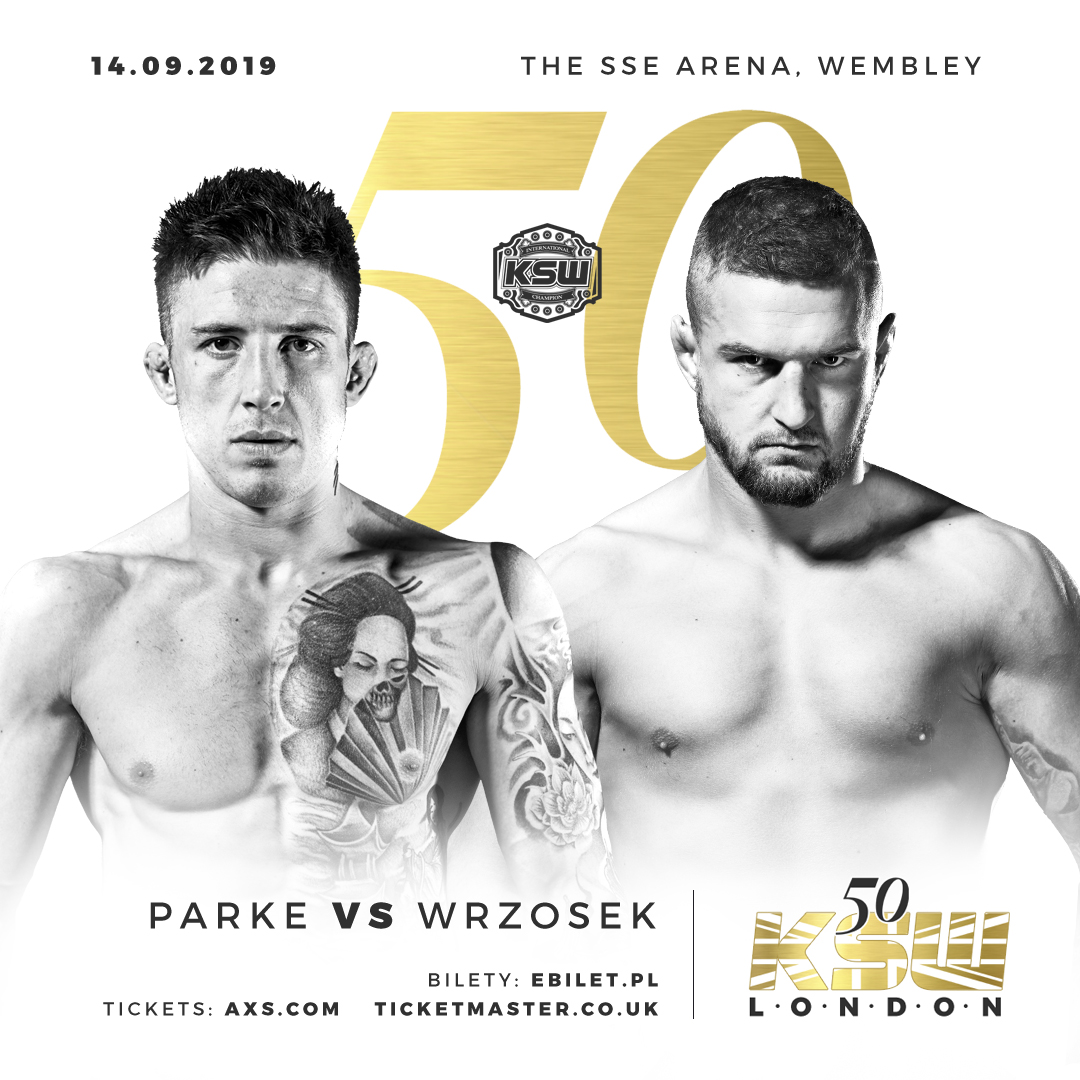 Roberto Soldic & Norman Parke Title Fights Confirmed for KSW 50 -