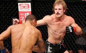 Gunnar Nelson to take on Gilbert Burns at UFC Copenhagen - Nelson