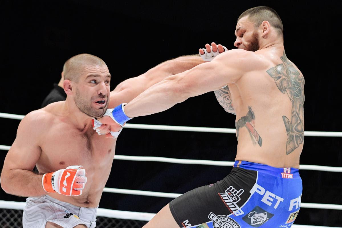 M-1 Challenge Lightweight Champion Roman Bogatov remains undefeated -