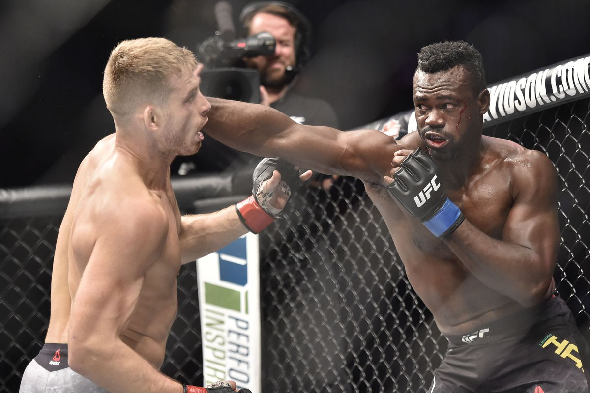 Uriah Hall expects Robert Whittaker to get injured and withdraw from UFC 243 - Hall