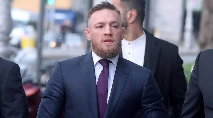 UFC: Conor McGregor being investigated for second sexual assault in Ireland - McGregor