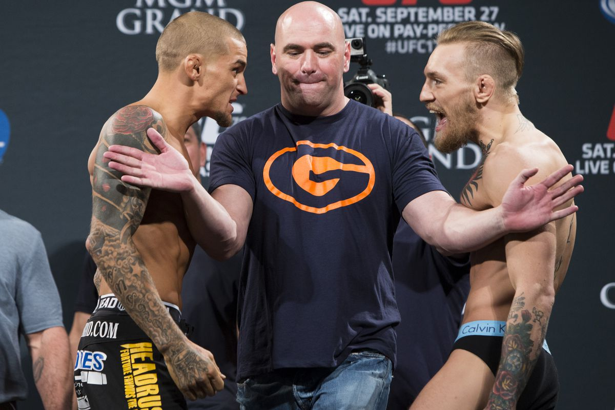 Conor McGregor and Dustin Poirier involved in social media dust up over BMF title - McGregor