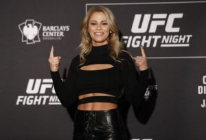PVZ wants the UFC to book her a fight - PVZ