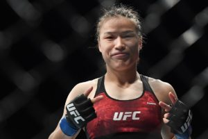 Weili Zhang has her eyes set on Valentina Shevchenko, but says she is fine 'beating' Joanna Jedrzejczyk - Zhang