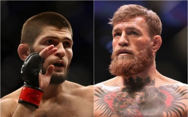 UFC: Khabib's father: McGregor rematch a possibility in Moscow - McGregor