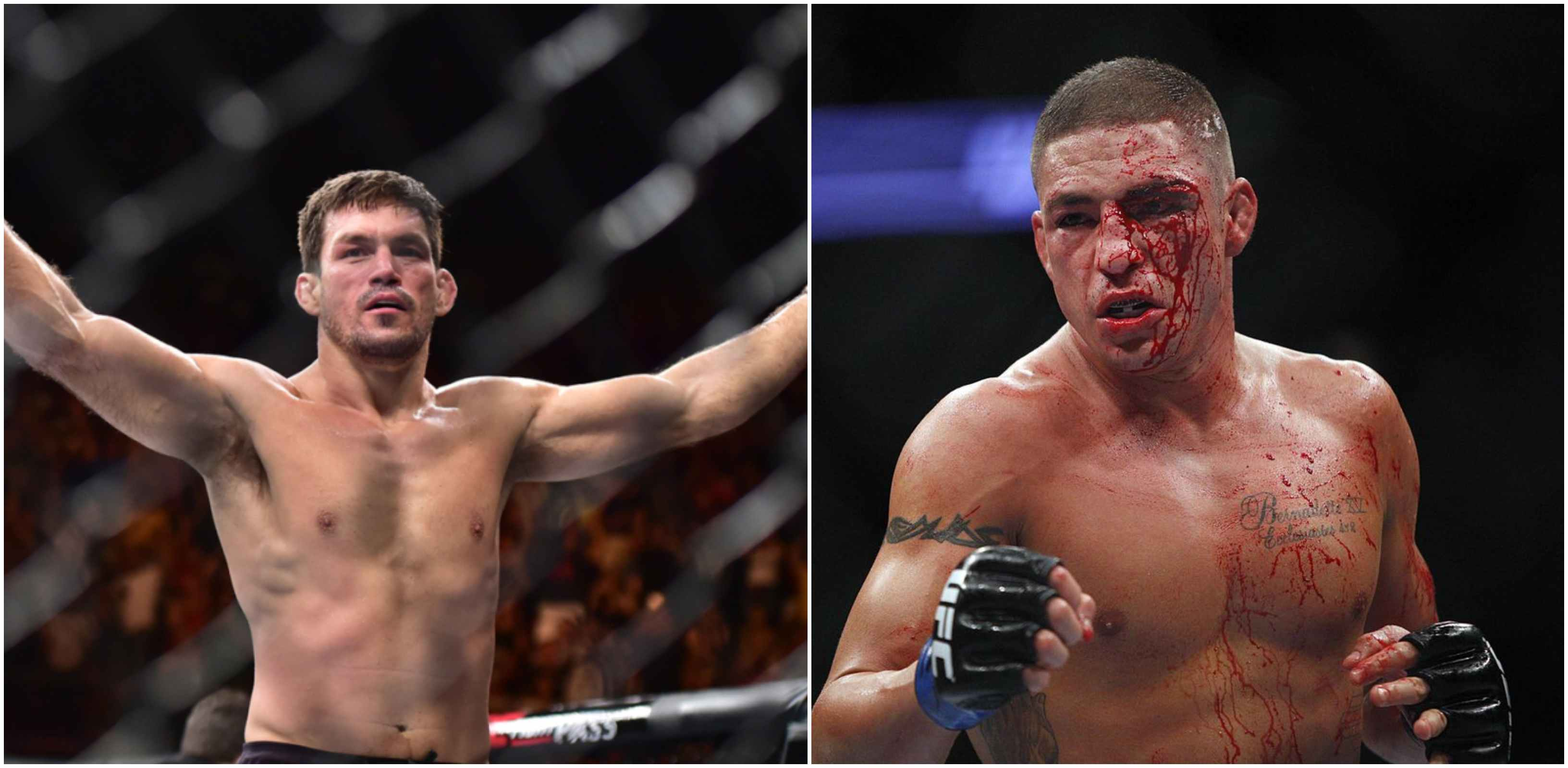 Diego Sanchez all for Demian Maia fight: Let us dance! - Maia