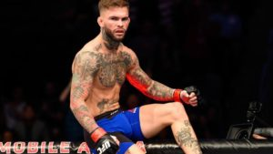 Cody Garbrandt says he will return back to the Octagon very soon - Cody