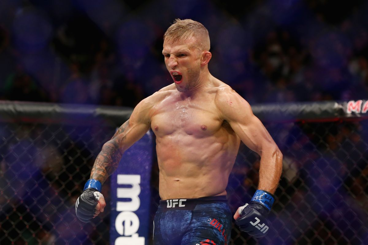 TJ Dillashaw says he is still the champion of the world - Dillashaw
