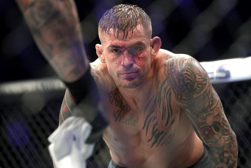 Dustin Poirier on Conor McGregor: I don't think the guy is scared to fight anybody but rematch not on table - Dustin