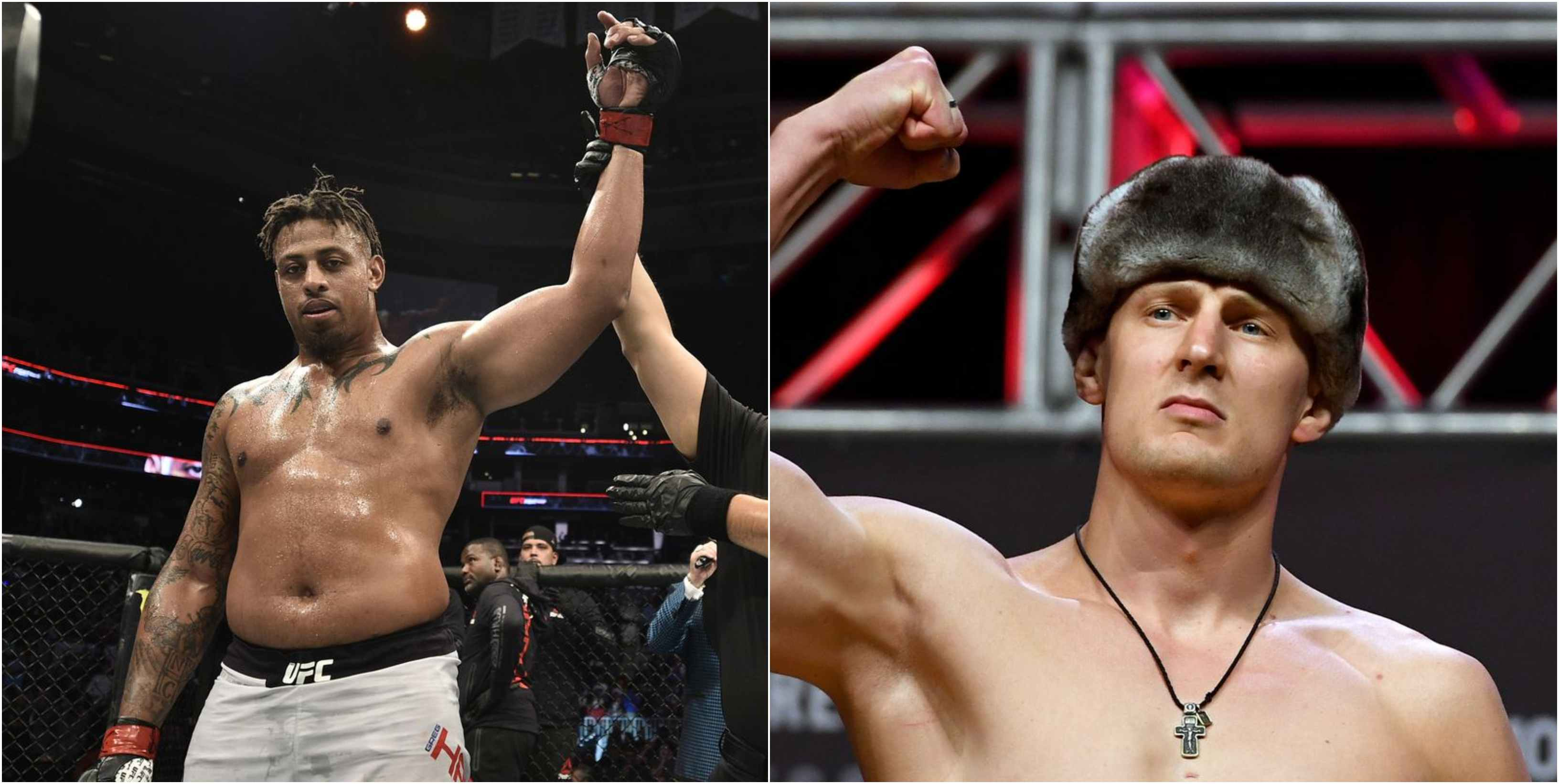 Greg Hardy steps in to fight Alexander Volkov at UFC Moscow on November 9 - Hardy