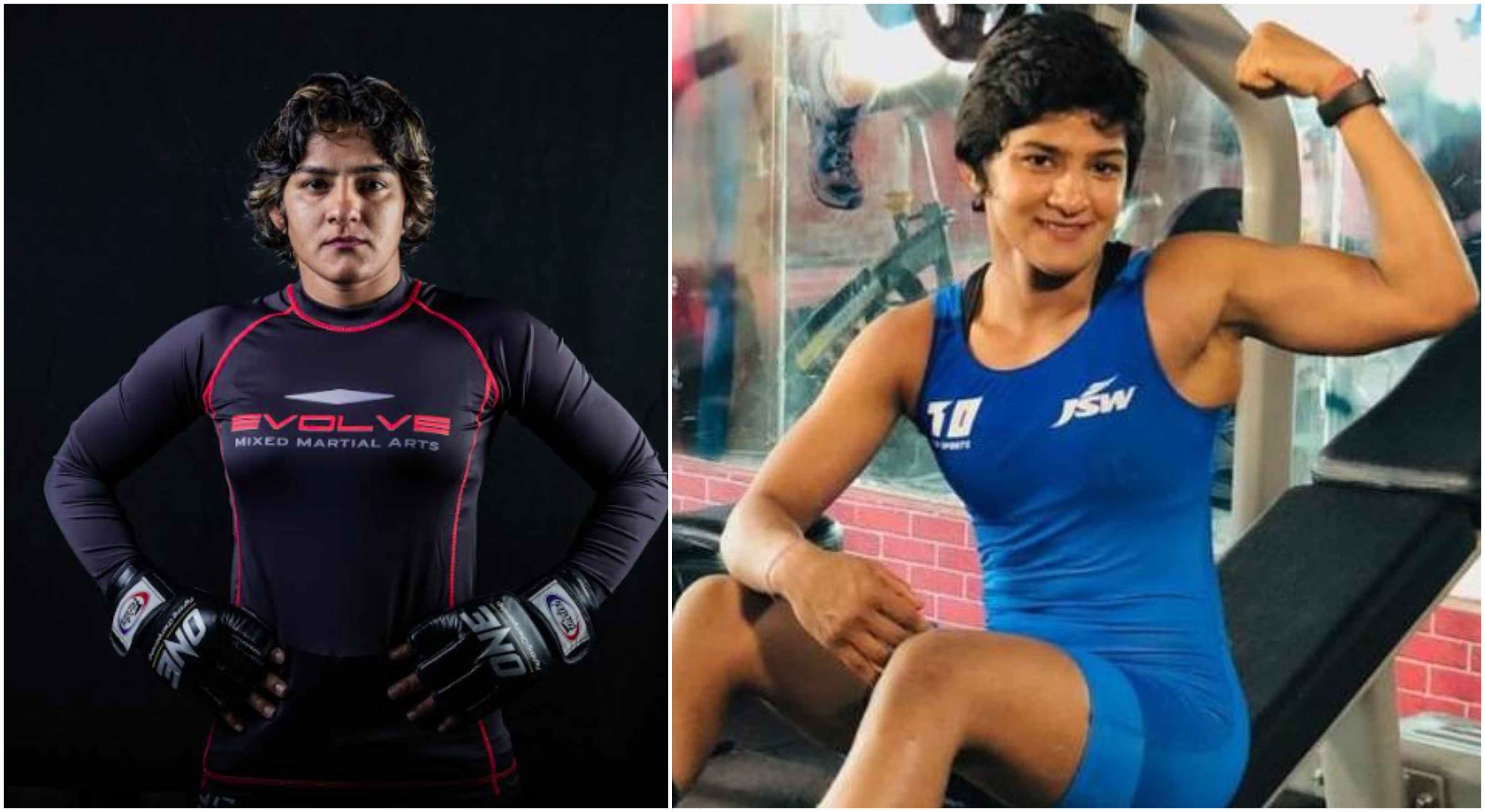 Ritu Phogat to make her MMA debut at ONE championship on 16th November in Beijing - Ritu