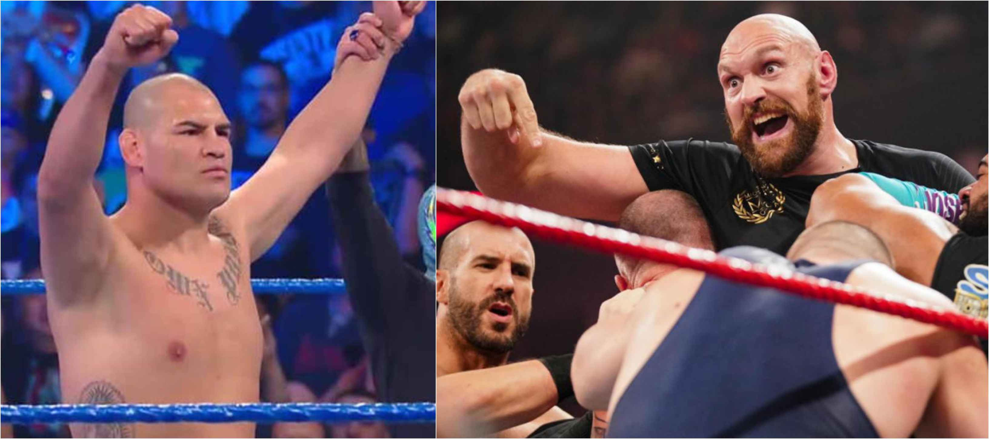 Tyson Fury interested in fighting Cain Velasquez - in WWE! - Tyson