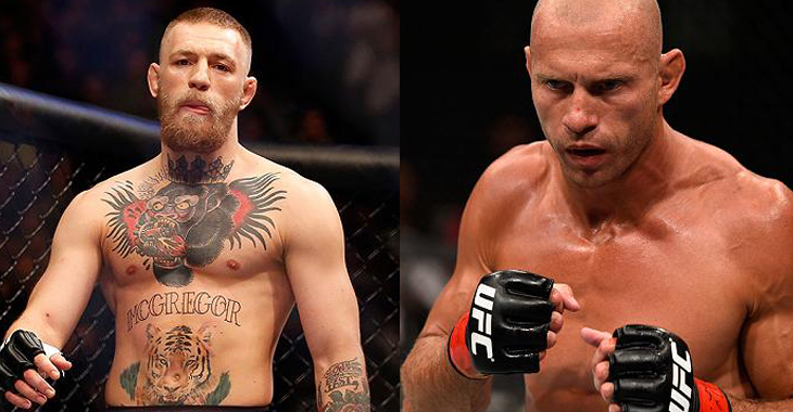 Donaldo Cerrone's classic reaction to news that he is front runner for Conor McGregor return fight - Donald