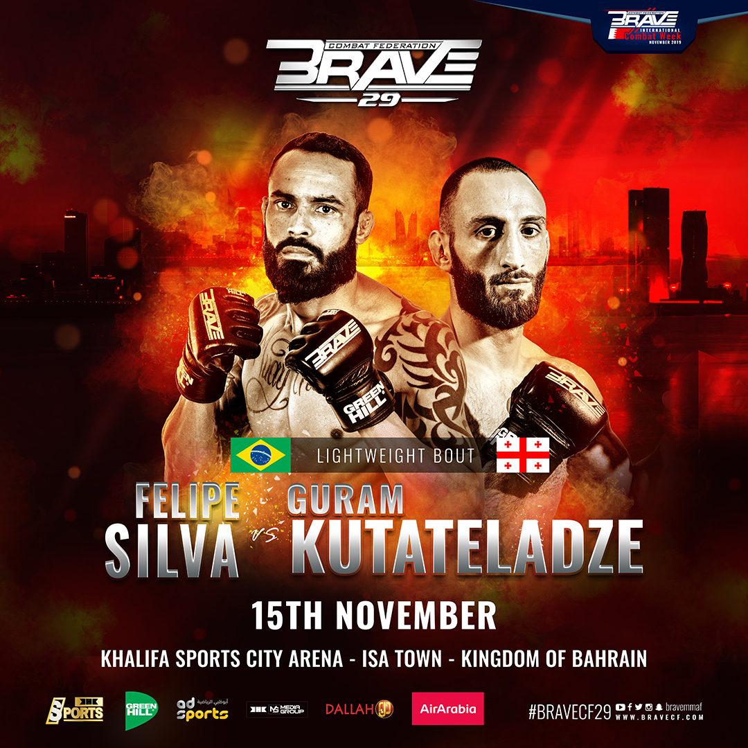 BRAVE CF 29: two blockbuster bouts added to historical show - BraveFC