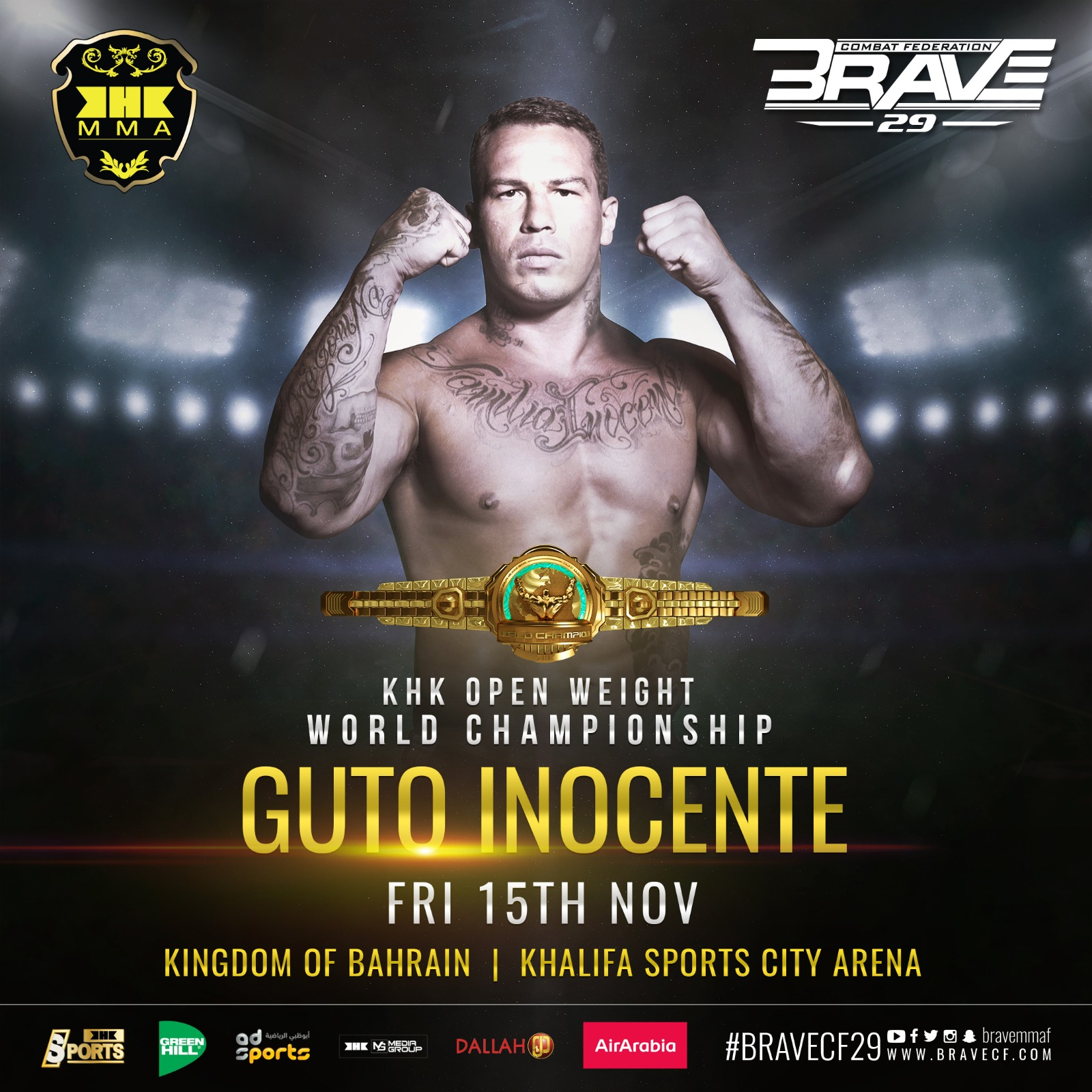 KHK's Guto Inocente comes full circle after cheating death during his gang days - KHK MMA