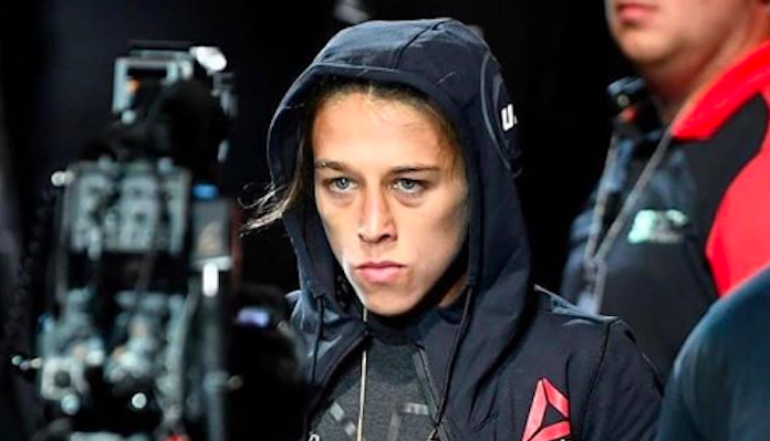 Watch: Joanna Jedrzejczyk asks for 'time and space' until weigh ins on the face of weight questions - Joanna