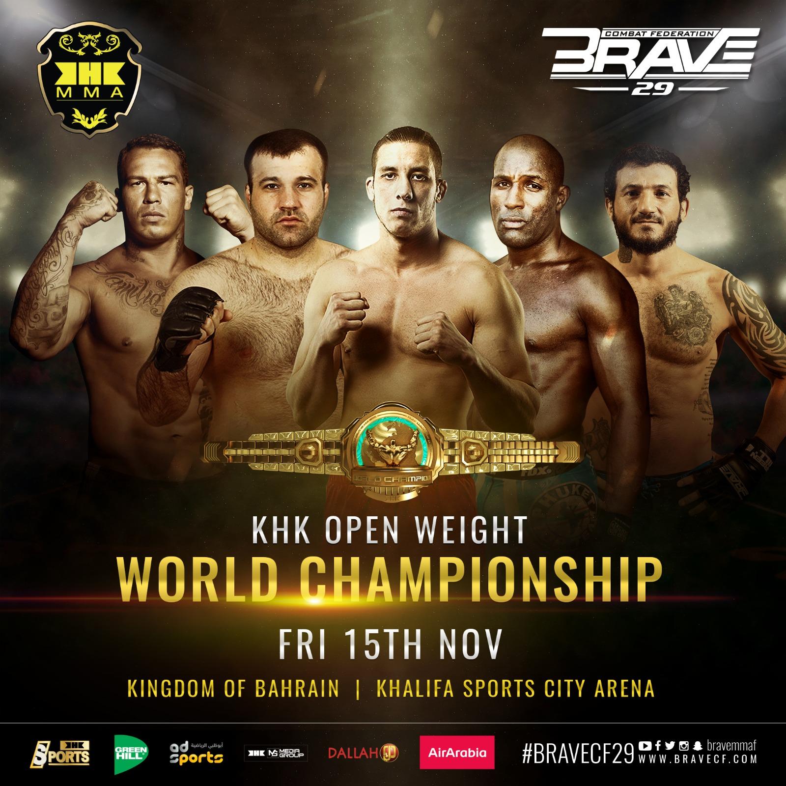 Stacked line-up for KHK World Championships has been announced - KHK World Championships