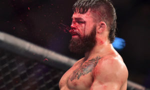 Mike Perry wants to step in for injured Santiago Ponzinibbio against Robbie Lawler at UFC 245 - Perry