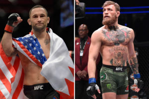 Dana White shoots down the possibility of a Conor McGregor vs Frankie Edgar fight - Conor