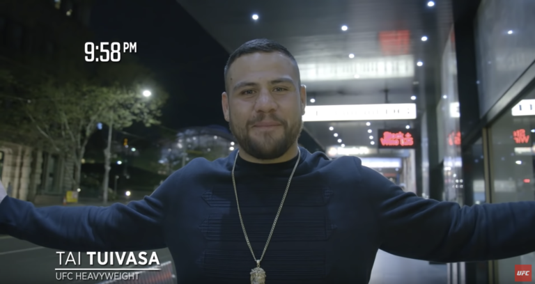 UFC 243 Embedded: Vlog Series – Episode 5