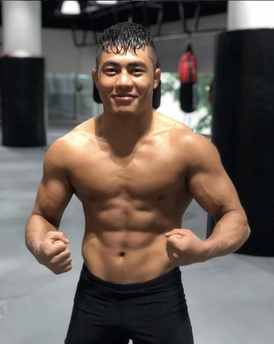 Friday Fighter of the Week: Roshan Mainam Luwang - ONEChampionship