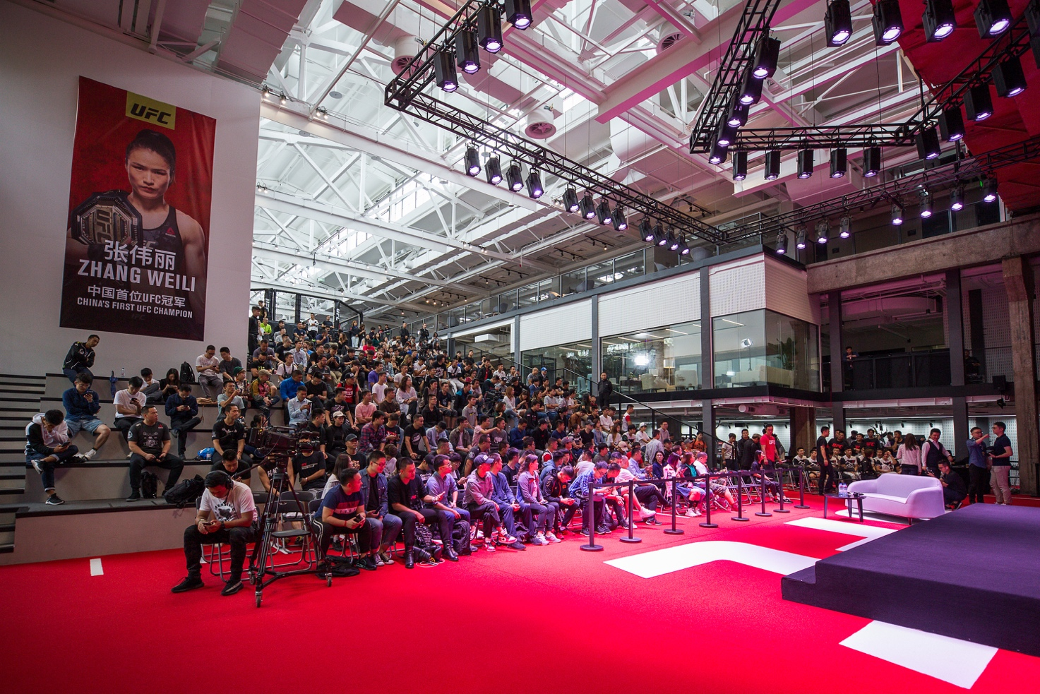 UFC to launch DANA WHITE'S CONTENDER SERIES ASIA in 2020 at the Performance Institute in Shanghai - CONTENDER SERIES ASIA