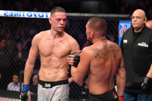 Nate Diaz reveals the toughest fight of his MMA career - Diaz