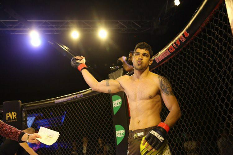 Friday Fighter of the Week: Nelson Paes - IndianMMA