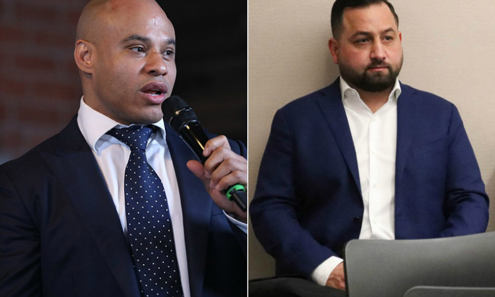 Police confirm Ali Abdelaziz assaulted fellow manager Abe Kawa with a 'closed fist' cageside at PFL - Abdelaziz