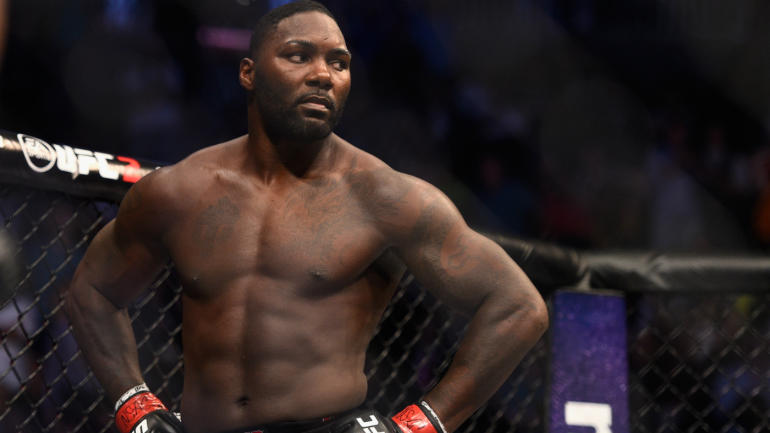 Arrest warrent issued for Anthony 'Rumble' Johnson after missing out on court date - Anthony
