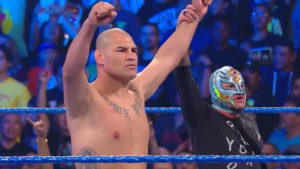 Cain Velasquez intends to exit USADA testing pool after making WWE debut - Velasquez