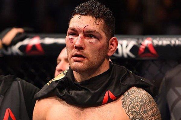 Twitter reacts to Dominick Reyes' KO victory over Chris Weidman - Weidman
