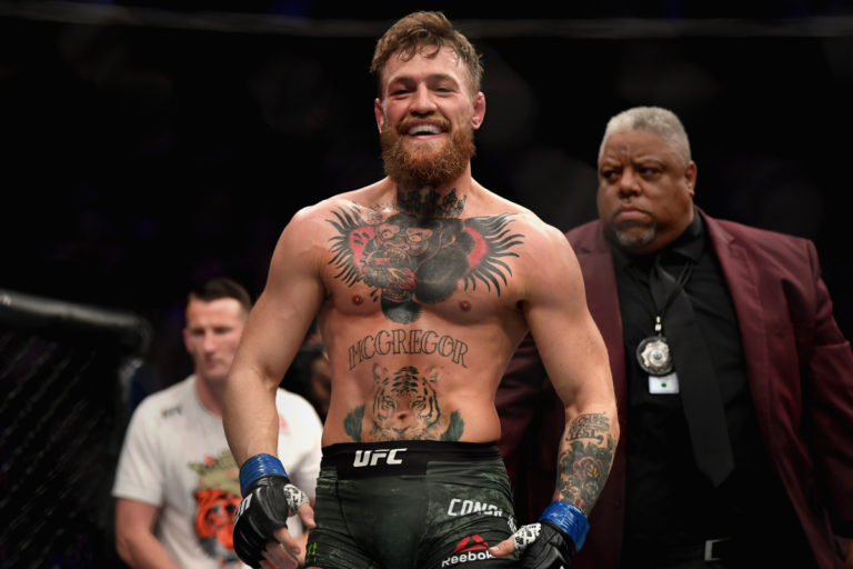 Abrasive Conor McGregor's hotel security tightened following threats from Dagestanis - Conor McGregor