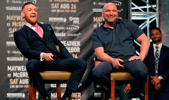Dana White pours cold water over Conor McGregor return date:  'No deals are even close to being signed' - McGregor