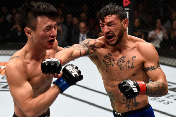 Doo Ho Choi wants to run it back with Cub Swanson at UFC Busan in South Korea - Choi