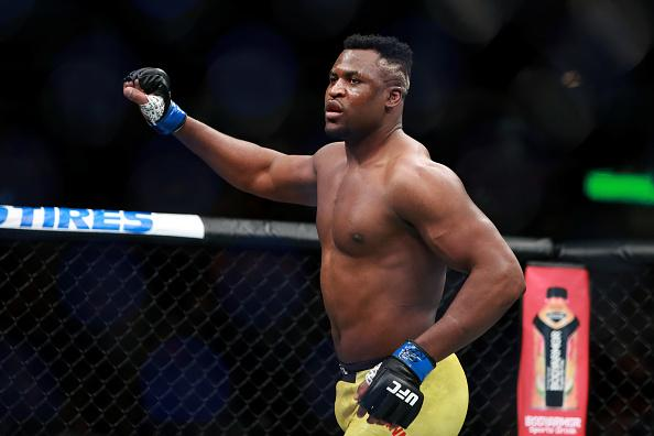 Francis Ngannou increasingly frustrated at not being booked for a fight - Ngannou