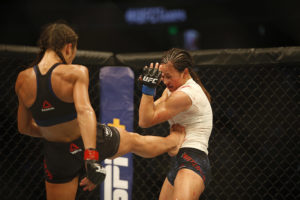 Michelle Waterson issues statement following loss to Joanna Jedrzejczyk at UFC Tampa - Waterson