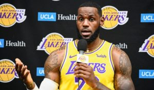 Colby Covington opens fire on 'high school' educated LeBron James after tweet on NBA-China issue - LeBron