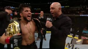 Watch: Henry Cejudo wants to 'hurt' Dominick Cruz because he doesn't like him - Cejudo