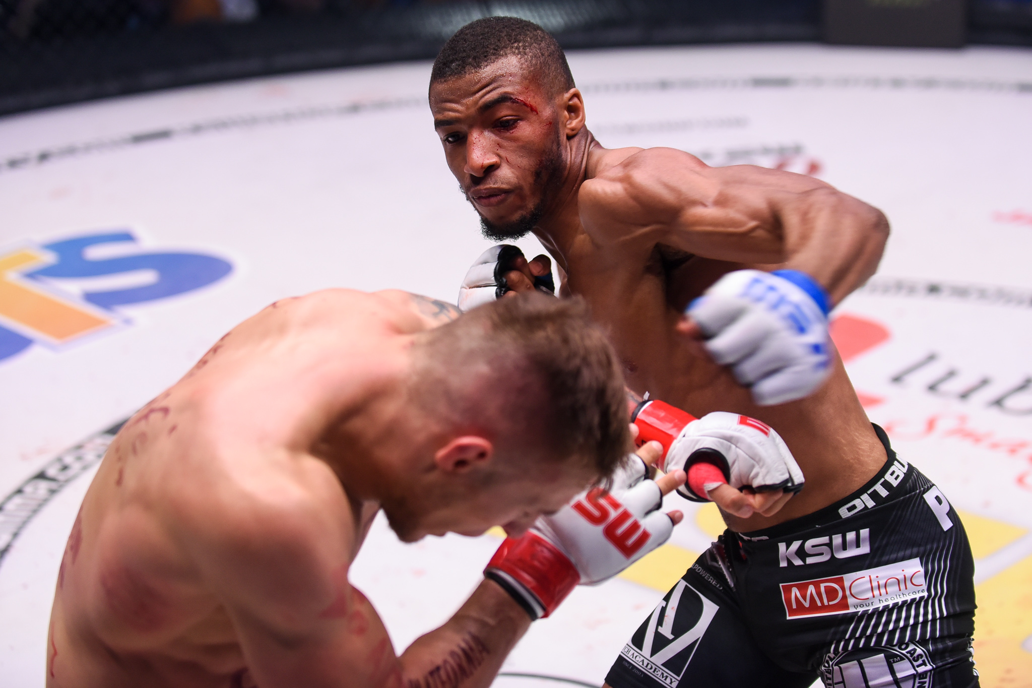 Ivan Buchinger challenges Salahdine Parnasse at KSW 52 - Mixed Martial Arts