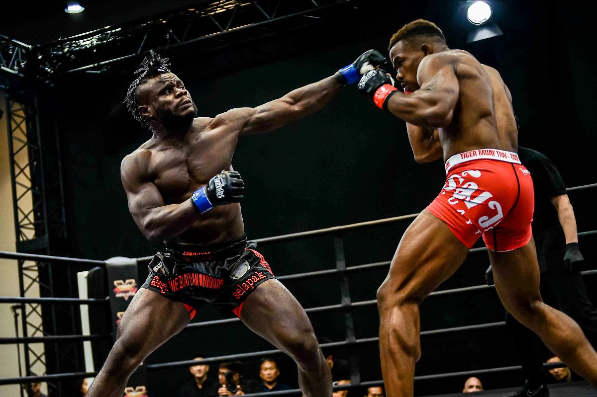 ONE WARRIOR SERIES 8: JAPAN VS THE WORLD COMPLETE RESULTS - ONE Championship