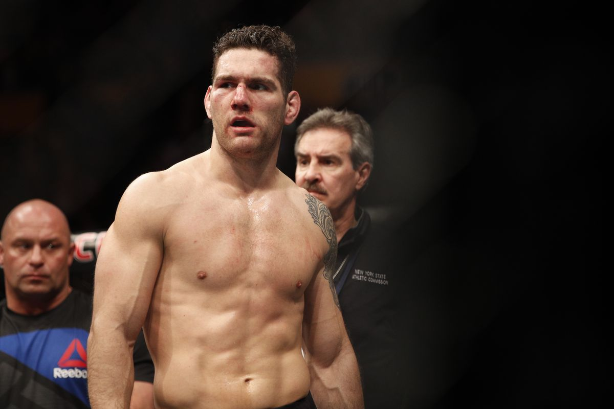 Watch: Chris Weidman reveals who has a greater 'aura' - Jon Jones or Anderson Silva - Weidman