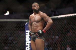 Tyron Woodley says he can knock Canelo Alvarez out - Woodley