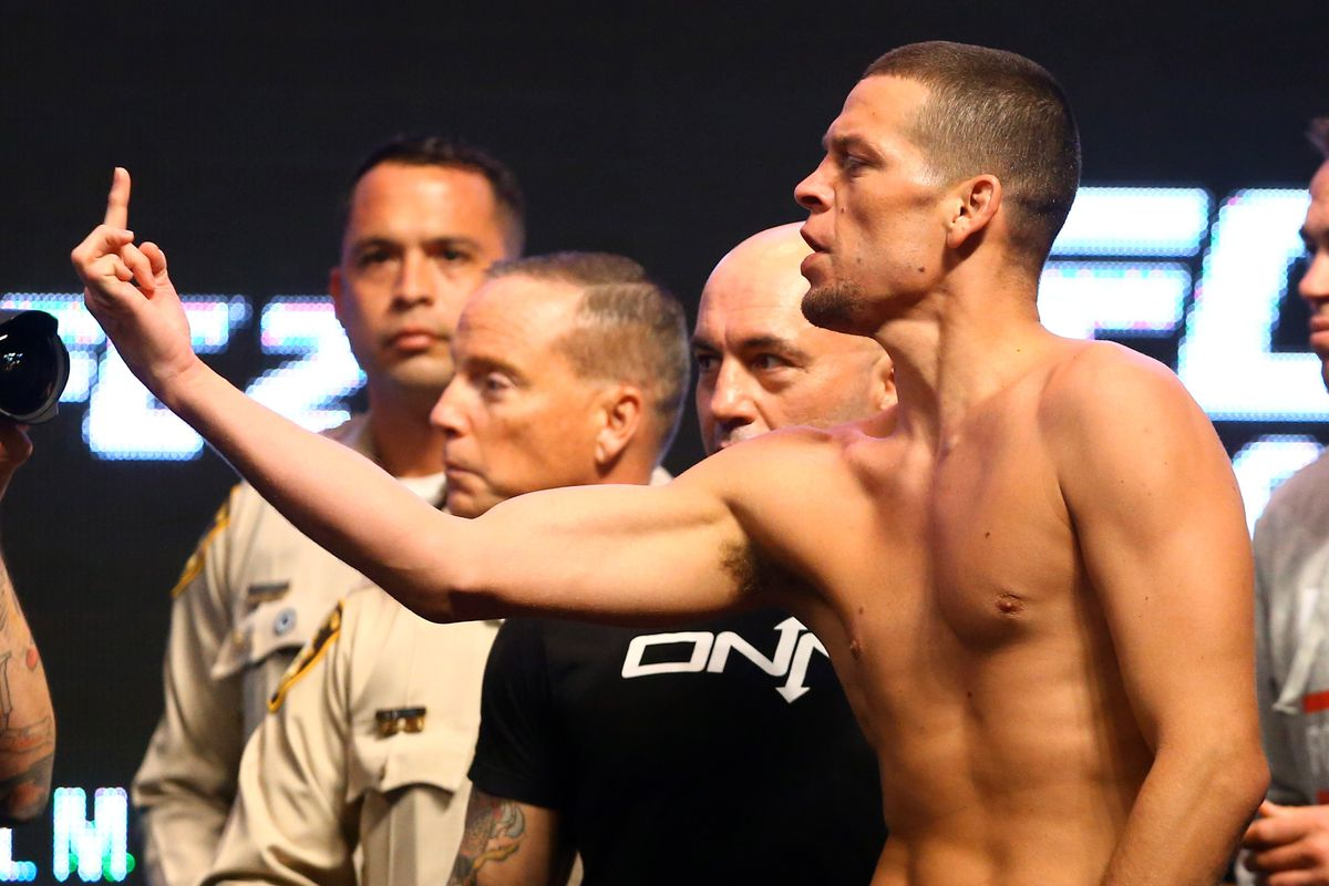 Nate Diaz sends cryptic tweets abusing 'group of pu***s' - MMA INDIA