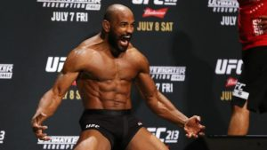 UFC: Dana White says Yoel Romero needs a win before MW title shot - Romero