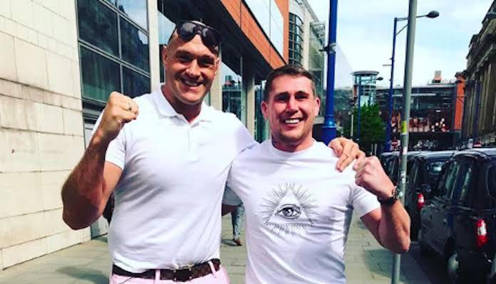 UFC: Darren Till: 70% chance Tyson Fury fights in MMA! - Fury