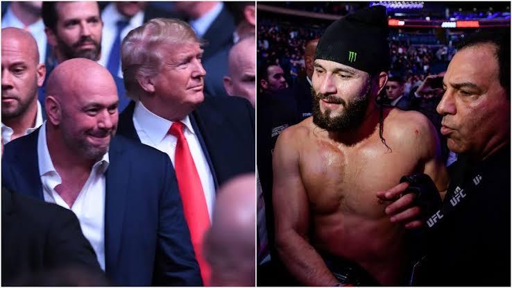 UFC: Donald Trump congratulates 'champ' Jorge Masvidal after spectacular UFC 244 showing - Trump