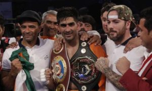 How to watch Vijender Singh vs Charles Adamu in India? Full details, Time, Undercard - Vijender
