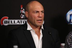 UFC legend Randy Couture in great health following a heart attack scare last month - Couture
